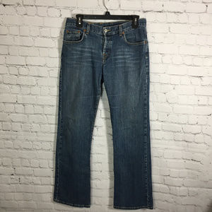 Lucky Brand Dungarees by Gene Montesano Jeans 8/29